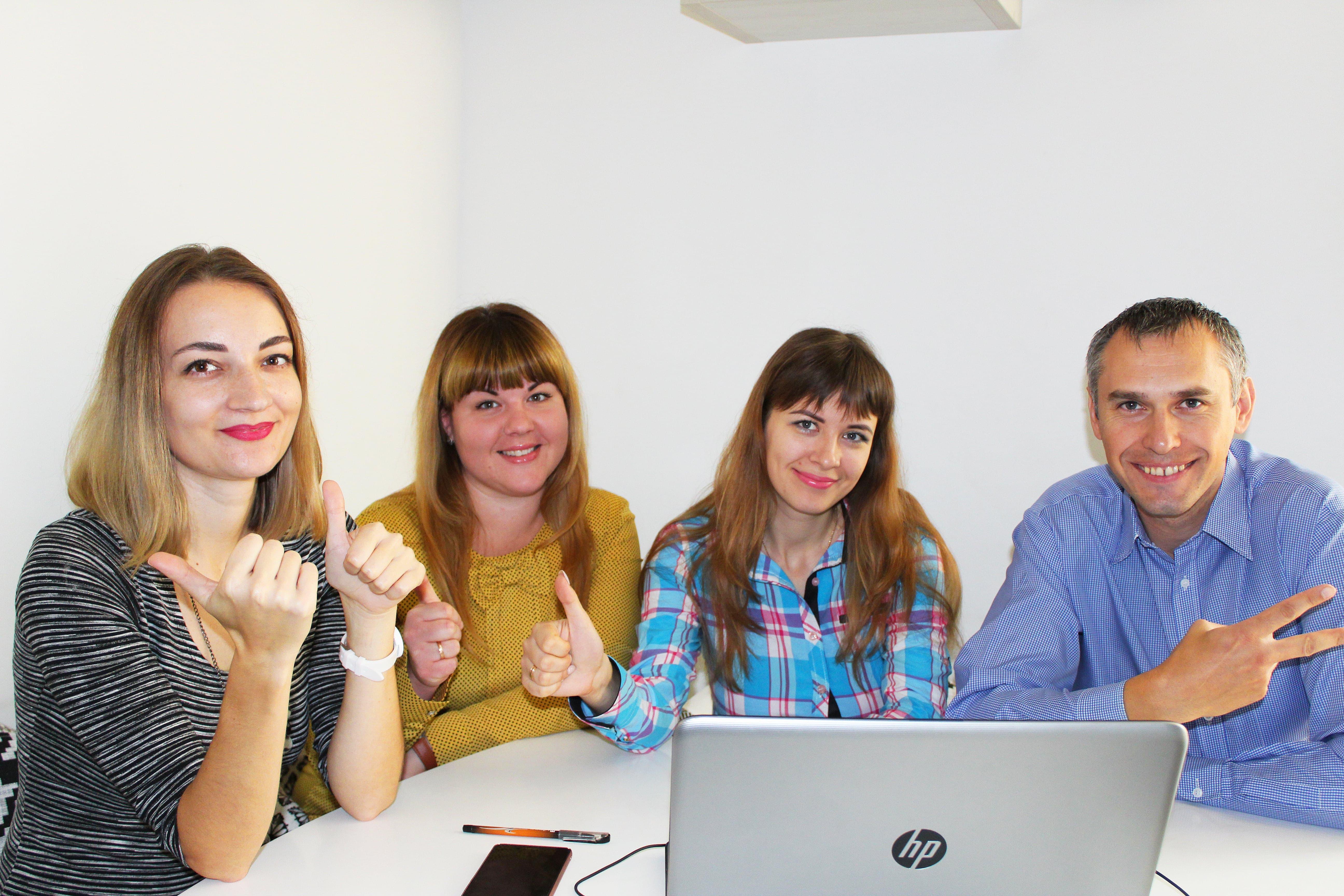 Агентство интернет-маркетинга «Текстум»: команда