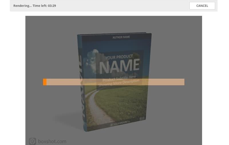 Создание 3D-обложки