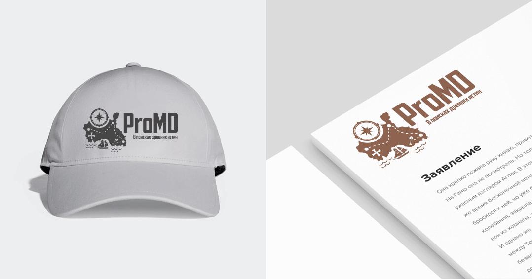 логотип на кепке