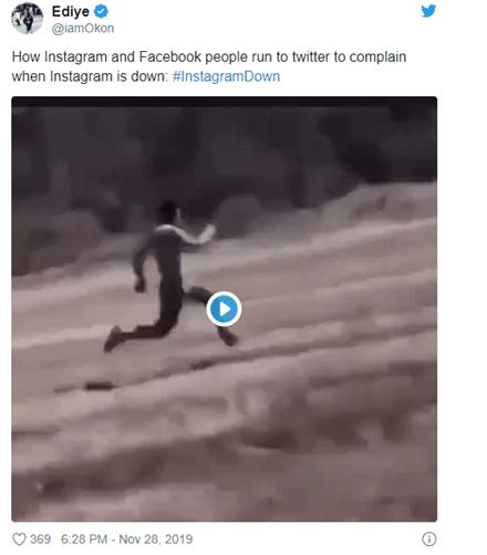 Как пользователи Инстаграм и Фейсбук бегут в Твиттер
