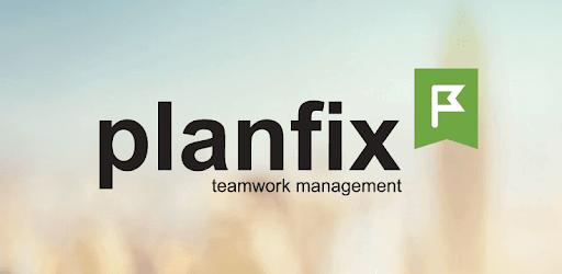 Логотип PlanFix