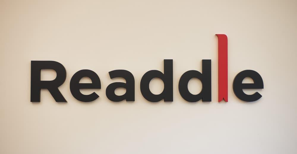 Логотип Readdle