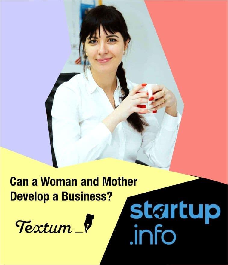 Оксана Павлюк: может ли женщина и мама развивать бизнес?