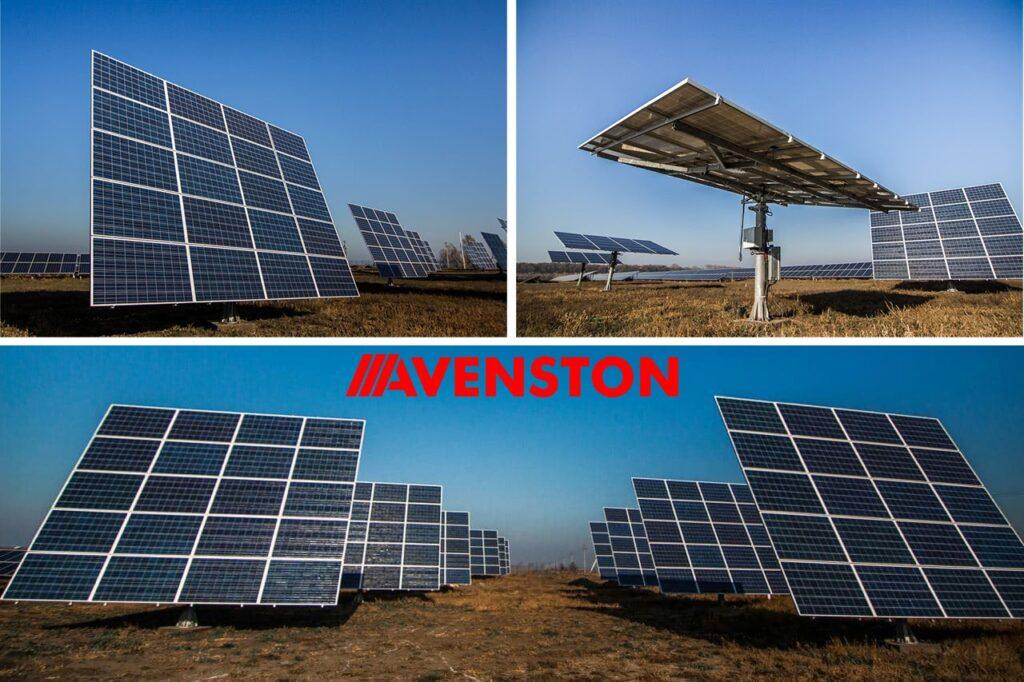 Наземна сонячна електростанція Sunflower-90
