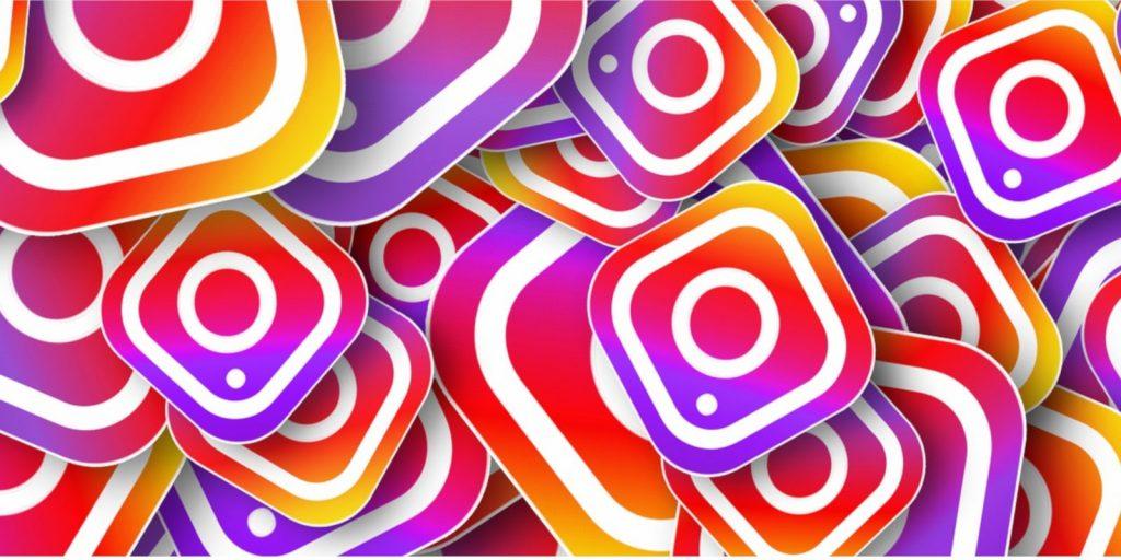 Популярная социальная сеть Instagram