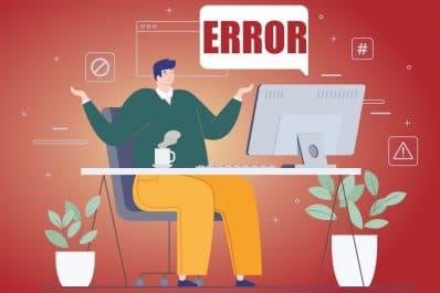 Топ-5 ошибок собственников и руководителей бизнеса